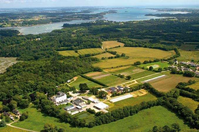 Maraîchage biologique à Crach Morbihan